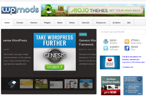 10_WordPress Mods