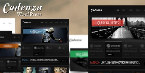 13_Cadenza - Modern WordPress Theme