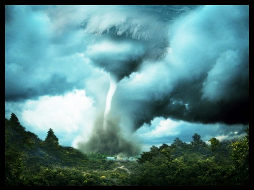 13_Create a Devastating Twister with Photo Manipulation Techniques