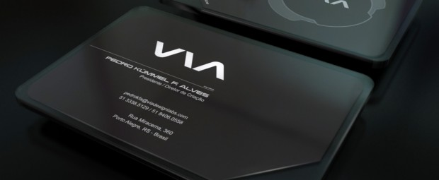 13_VIA Business Card