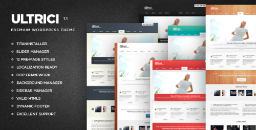 15_Ultrici - Premium WordPress Theme
