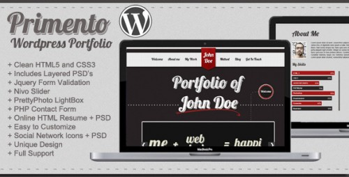 17_Primento Wordpress Portfolio