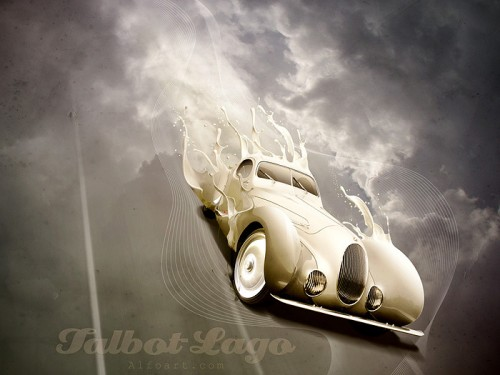 1_Design a Traditional Liquefied Car