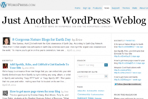 1_WordPress.com Blog