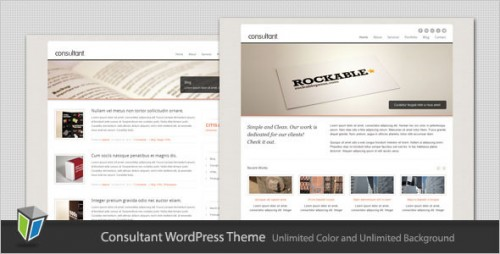 20_Consultant - Corporate Business WordPress Theme