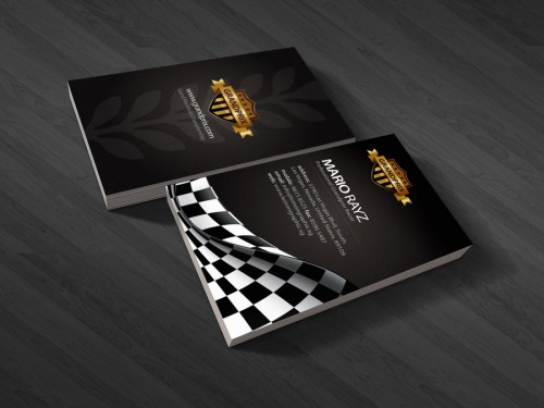 23_Grandprix Business Card