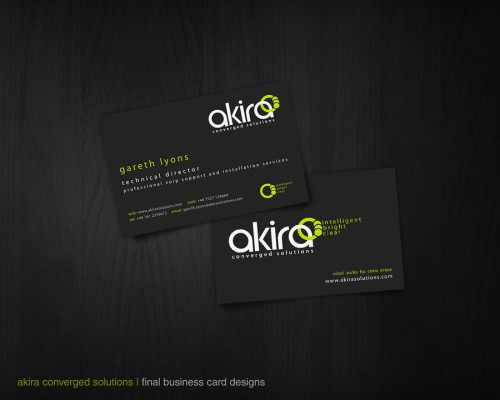 26_Akira Business Cards Render