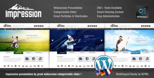 27_Impression Premium Corporate Presentation WP Theme