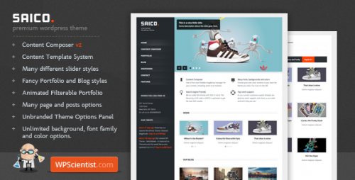 37_SAICO - Powerful WordPress Theme