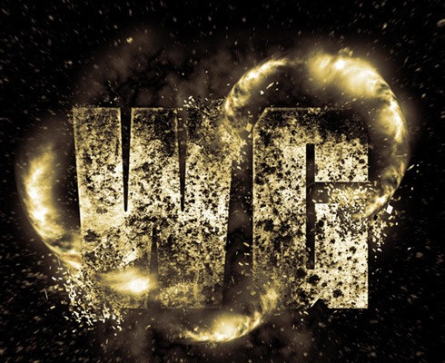 4_Create an Exploding Light Text Effect in Photoshop