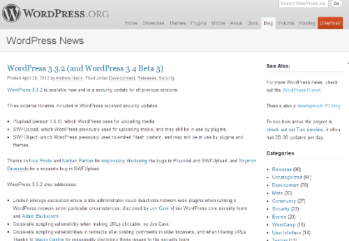 5_WordPress News