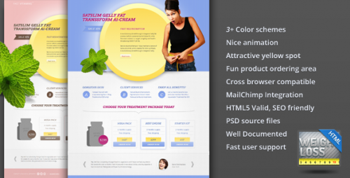 10_FAST E Vitamins Weight Loss Landing Page