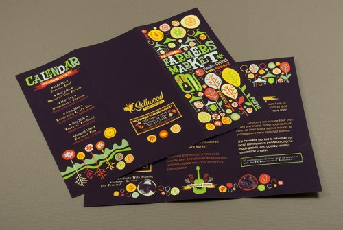 10_Graphic Farmers Market Brochure