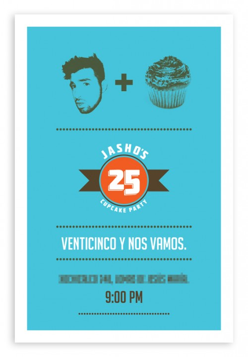 12_Jasho&#039;s Cupcake Party Invitation