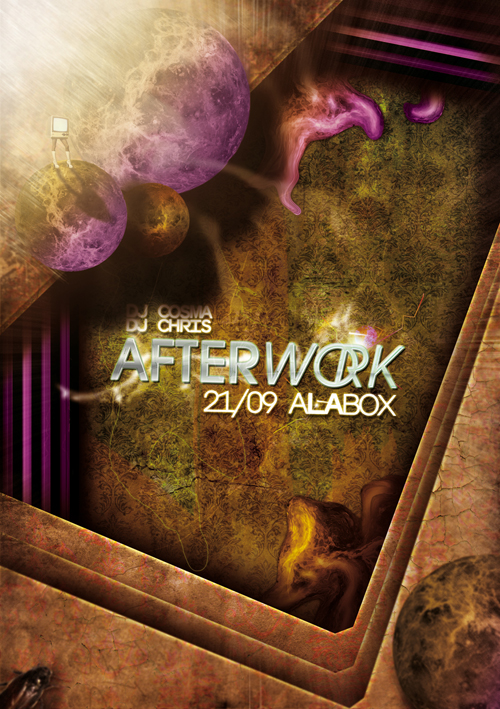14_After Work Flyer