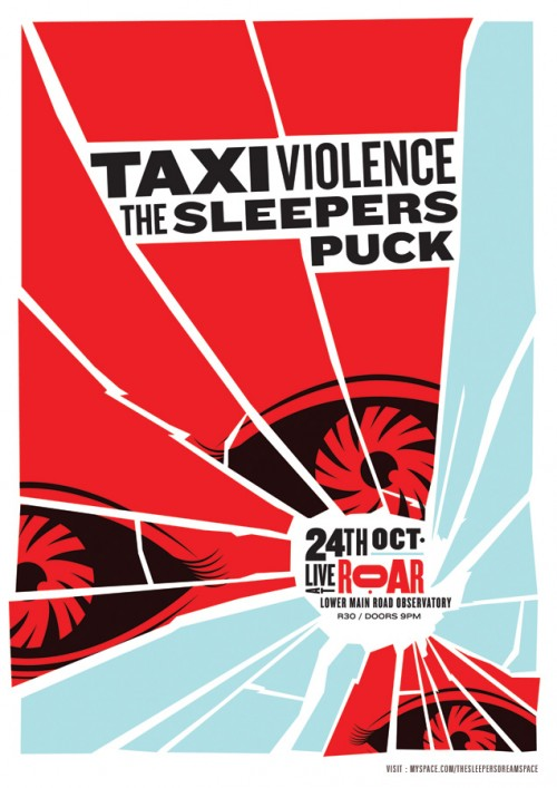 15_The Sleepers - Taxi Violence -The Eyes