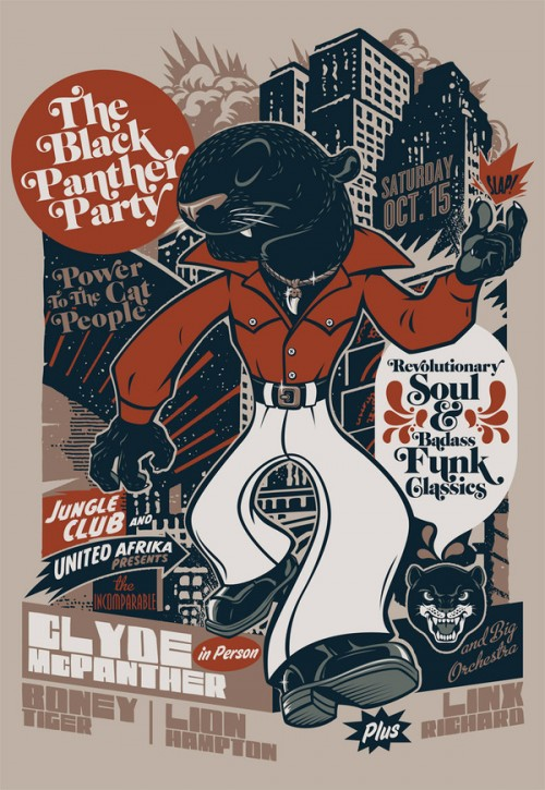 16_The Black Panther Party
