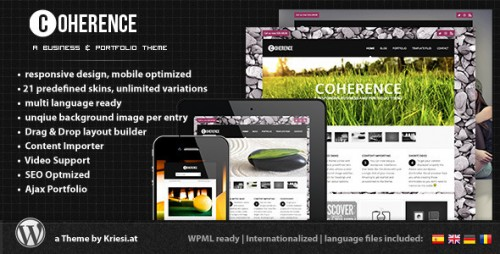 17_Coherence Responsive Business &amp; Portfolio