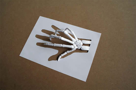 17_Paper Cut Sculptures by Peter Callesen