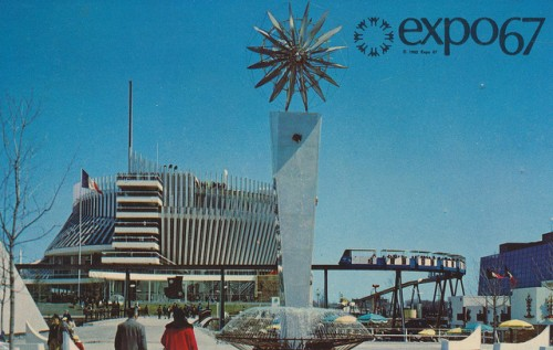 17_Pavilion of France at Expo '67