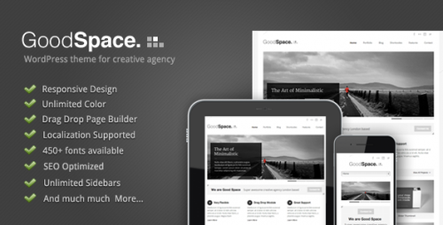 18_Good Space - Responsive Minimal WP Theme