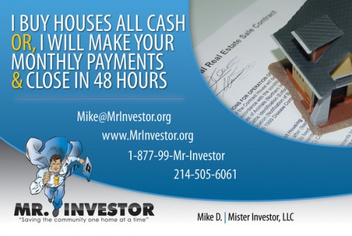 18_Postcard Mr Investor
