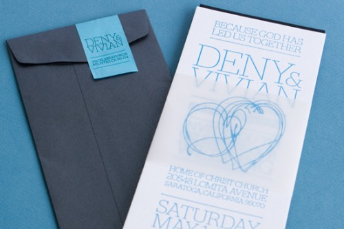 19_Letterpress & Foiling Wedding Invitations