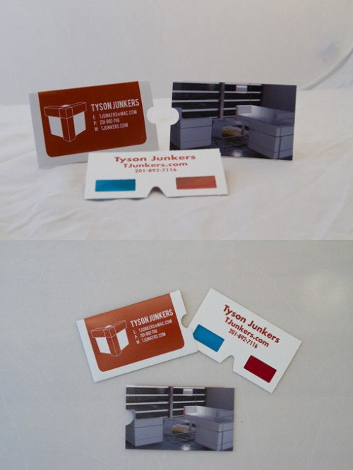 1_3D Business Cards