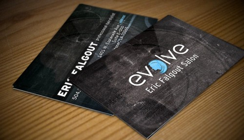 20_Business Card Evolve