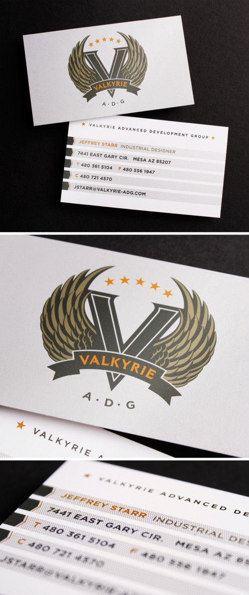 25_Valkyrie Business Card