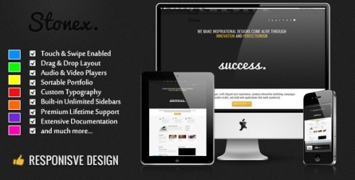 26_Stonex - Business Responsive WordPress Themed