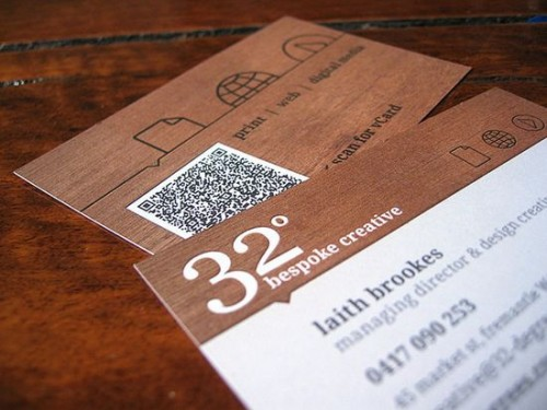 28_32degrees business card