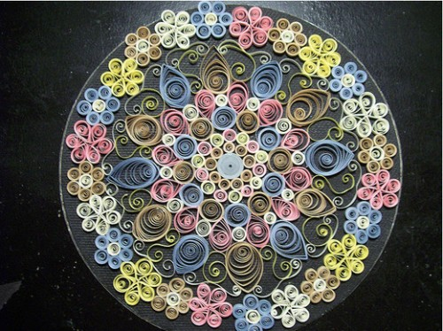 31_Paper Quilling Doily
