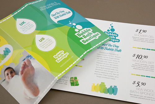 35_Colorful Body Shop Brochure