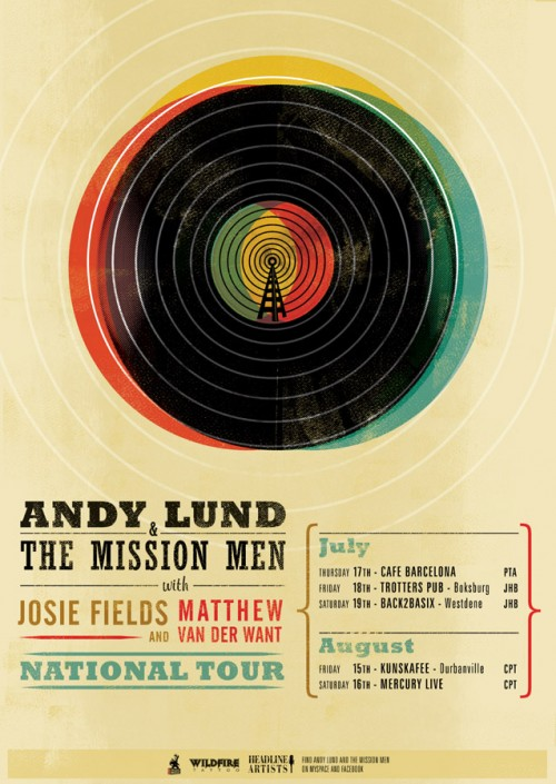 3_Andy Poster Tour Poster