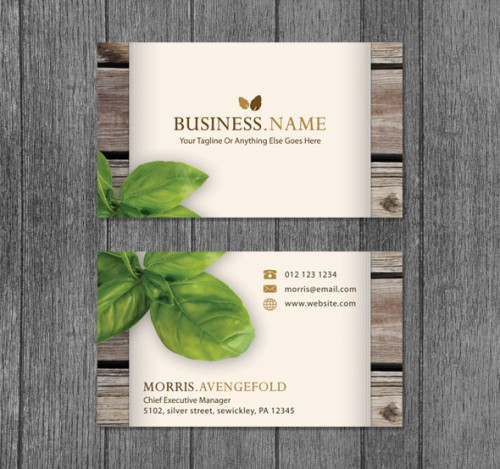 3_Delightful Business Card