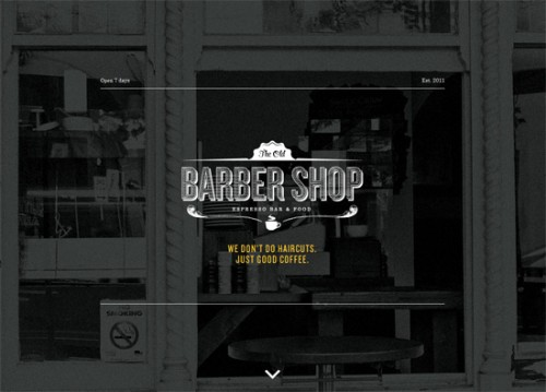 3_The Old Barber Shop