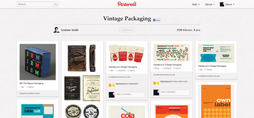 40_Vintage Packaging by Graham Smith