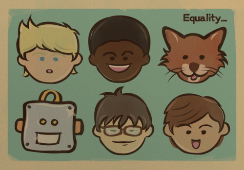 4_Equality For Everyone