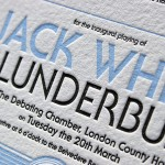 4_Jack White Blunderbuss Invitation
