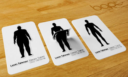 4_Personal Trainer Card