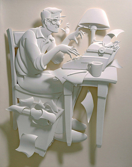 6_Jeff Nishinaka's 3D Paper Sculpture