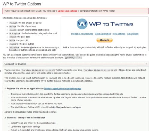 6_WP to Twitter