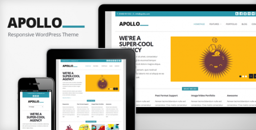 7_Apollo - Responsive WordPress Theme