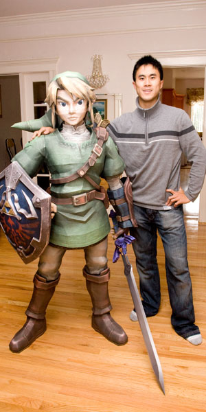 7_Life-Sized Link by Haywan