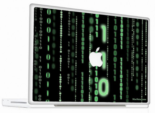 8_Macbook Skin Matrix