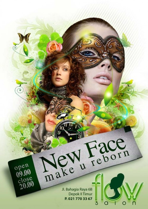 8_New Face Make You Reborn
