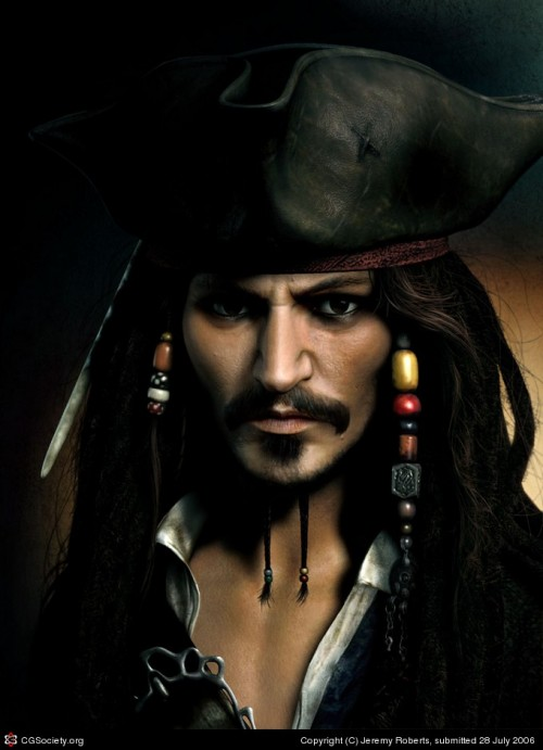 11_Captain Jack Sparrow