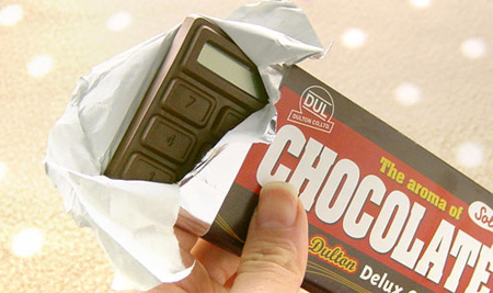 12_Chocolate Calculator