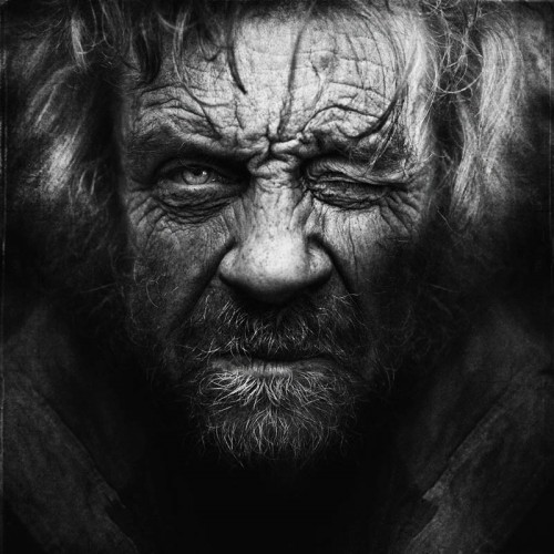 12_Homeless Portraits by Lee Jeffries